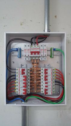 distribution board wiring diagram john deere 455 of with dp mcb and sp mcbs so falta ligar os dps dispositivos protecao contra descargas atmosfericas angel torra electrico layout