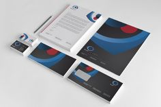 Eye Care Corporate Identity ~~ Impress your clients with this creative and modern identity package suited for every creative business.    Included in the package are 6 premium templates:    1- Business Card (2×35, inches)   2- Envelope (C5 Size)   3- Letterhead (A4 Size)   4- Compliment Card (…