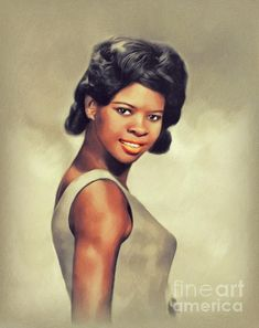Irma Thomas, Music Legend by John Springfield Irma Thomas, Wwii, Famous People, Musicals, Legends, Landscapes, Instagram Images, Celebrity, Portraits