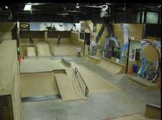 indoor skateboard park toronto - Google Search