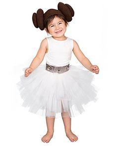 Kids Baby Girl Cartoon Star Wars Tutu Dress Toddler Princess Party Dress Clothes
