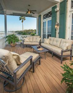 Now, here's a comfy patio set for a great summer, the Hampton Cushion! Outdoor Furniture Sets, Outdoor Decor, Outdoor Entertaining, The Hamptons, Florida, Cushions, Comfy, Deep, Beautiful