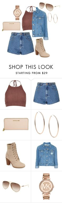 """""""Untitled #122"""" by turtleparty on Polyvore featuring River Island, Glamorous, Michael Kors, Timberland, Topshop and Tom Ford"""