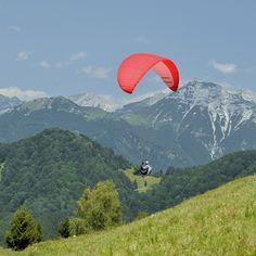 A beautiful view in Kobala Tolmin - Slovenia www.airwolves.net