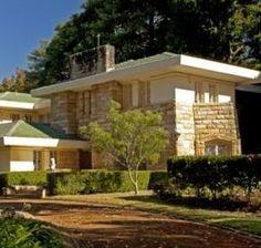 Trovit, house by architect Walter Burley Griffin, 1936, Sydney