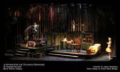 A Streetcar Named Desire | Set design by Robert Mark Morgan.