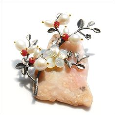 Pearl Jewelry, Beaded Jewelry, Jewelery, Music Crafts, Pearl Set, Pretty And Cute, Hairpin, Jewelry Making, Gems