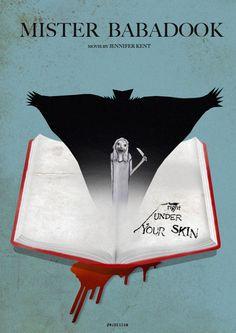The Babadook, Dark Side, Horror, Movie Posters, Film Poster, Billboard, Film Posters