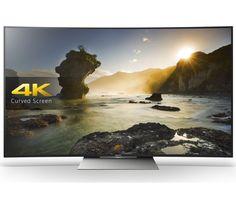 "SONY BRAVIA KD-55SD8505BU Smart 4k Ultra HD HDR 55"" Curved LED TV"