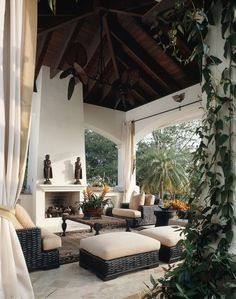 Outdoor space - BPila Design - Miami.