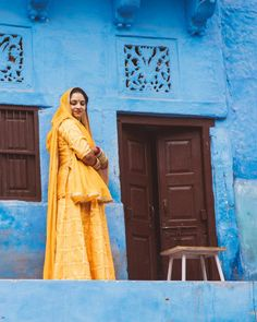 Things to do in Jodhpur in One Day - One Day Jodhpur Itinerary – We Seek Travel Blog Stuff To Do, Things To Do, Blue Neighbourhood, Blue Building, Blue City, Photography Accessories, White Concrete, Rajasthan India