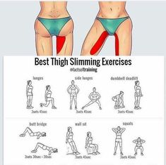 Beste Oberschenkel Abnehmen Übungen Best thigh slimming exercises – weight Slimming on the thigh: 4 exercises for slender BBest thigh slimming exercisesHow to Get rid of Inner Thigh Fat: 10 Best Exercises Summer Body Workouts, Gym Workout Tips, Fitness Workout For Women, At Home Workout Plan, Body Fitness, Fitness Workouts, Workout Videos, Workout Exercises, Workout Challenge