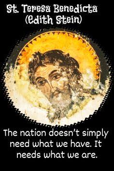 -St. Teresia Benedicta (Edith Stein)
