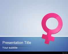 Feminine PowerPoint Template is a free female PPT template slide design that you can use for maternity presentations in PowerPoint as well as woman's rights worldwide presentations or other feminist presentations in Microsoft PowerPoint 2007 or 2010