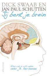 Jij bent je brein. Hoe werkt je geheugen? Kun je je brein trainen zodat je hogere cijfers haalt? Verraden je hersenen of je verliefd bent of niet? En waarom gedraagt je grote broer of zus zich de laatste tijd zo vreemd? Een prachtige mix van alles wat je móét weten en alles wat je wílt weten over je hersenen. http://www.bruna.nl/boeken/jij-bent-je-brein-9789045023625