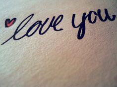 ❤️ love you