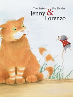 Jenny mouse may be tiny, but she sure is tough! Her mama's tales of scary Lorenzo the Cat only make Jenny even more determined to track him down. But will Jenny end up as a tasty mouse snack? This plucky little mouse faces her fears with determination, and teaches a valuable lesson to young children about confidence and perseverance. Cat Reading, Children's Picture Books, Penguin Random House, Winnie The Pooh, Childrens Books, Illustrators, Teddy Bear, Disney Characters, Animals