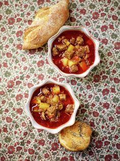 Beef Goulash - Jamie Oliver