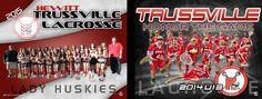 With lacrosse season