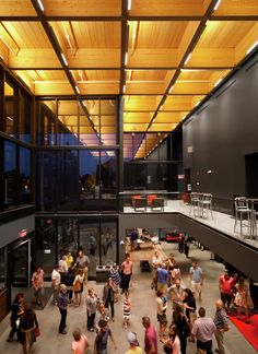 Gallery - Mont-Laurier Multifunctional Theater / Les architectes FABG - 10
