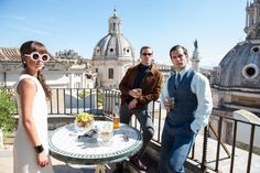 The Man from U.N.C.L.E. (2015) photos, including production stills, premiere photos and other event photos, publicity photos, behind-the-scenes, and more.