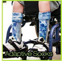 These look like a great alternative to plain old splint socks.