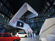 Plexgroup | Volkswagen бренд павильон на Behance