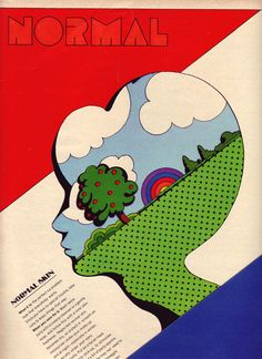 favoured piece of Milton Glasers work which i have used before in projects
