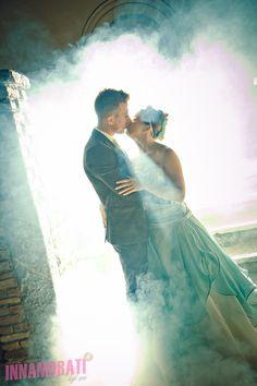 http://fotopopart.it 13 Luglio 2014  #effetto #smokewedding