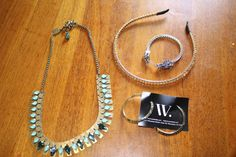 July 2014 Wantable Accessories & Jewelry Subscription Box Review - http://mommysplurge.com/2014/07/july-2014-wantable-accessories-jewelry-subscription-box-review/
