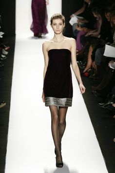 Badgley Mischka at New York Fashion Week Fall 2007