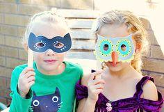 halloween mask for kids printable - Google 検索