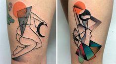 marius ztrubisz Minimalist Tattoo | Scandinavia Standard