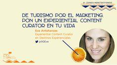 Ponencia marketing thinkers experiential content curator by Eva Maria Antoñanzas Ruiz via slideshare