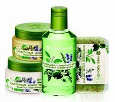 Exfoliant, Yves Rocher, Shampoo, Personal Care, Bottle, Beauty, Orange Blossom, Lavender, Self Care