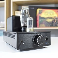 Discover all the details about the DarkVoice OTL Headphone Amp and learn about the best headphones and amps from the… Cheap Headphones, Best Headphones, Headphone Amp, Circuit Design, Audio Room, High End Audio, Vacuum Tube, Digital Audio, Audio Equipment