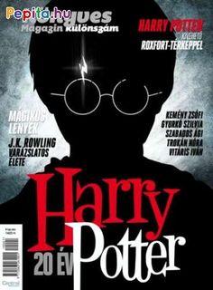 Immár 20 éve annak, hogy magyarul is megjelent J.K. Rowling regényfolyamának első része, a Harry Potter és a bölcsek köve. Túlzás nélkül állíthatjuk, hogy generációk nőttek fel a varázslótanonc történetén. A jubileumra megjelenő exkluzív magazin a sorozat varázsvilágát járja körbe. Olvashatunk portrécikket az írónőről, Szabados Ágnes, Trokán Nóra, Viszkok Fruzsi és Vitáris Iván arról mesél, milyen volt a gyerekkoruk Harryvel és barátaival, Kemény Zsófi a női szereplőkről beszél nekünk… Harry Potter, Movie Posters, Film Poster, Billboard, Film Posters