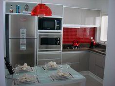 cozinhas em l com janela - Pesquisa Google