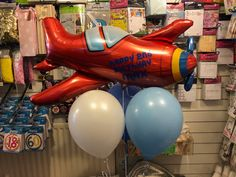 Dont forget we can print onto any type of balloon to help you make your decoration even more special and memorable. 🎈✈️