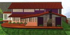 Projeto e obra de casa em Itaipava -RJ