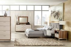 Dormitorio Candiac #Ashleyfurniture