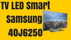 Televizor LED Smart Samsung 102 cm 40J6250 Full HD - Samsung 40J6250 Hd Samsung, Led, World, Youtube, The World, Youtubers, Youtube Movies