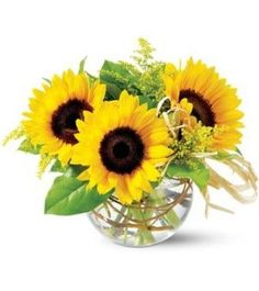 flower arrangement pictures with sunflowers - Google Search
