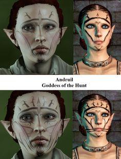 Andruil (Goddess of the Hunt)