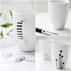 What a fabulous idea!  Does anyone know where to get these types of markers?