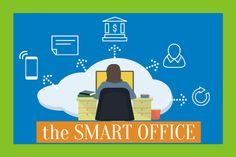 Automate these 5 tasks to transform your chaotic work place into a smart office.