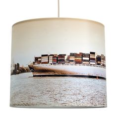 Lampshade Hamburg Boat now featured on Fab. Lamp Shades, Ceiling Lights, Cool Stuff, Lighting, Design, Fun, Boat, Home Decor, Collection