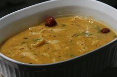 My fav Indian Gujju Food - Daal Dhokli