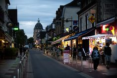 Rue des Bains, Houlgate