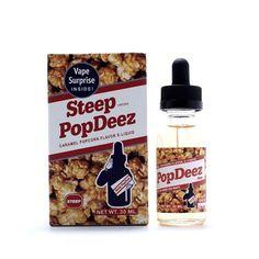 <span>Steep Vapor</span> Pop Deez